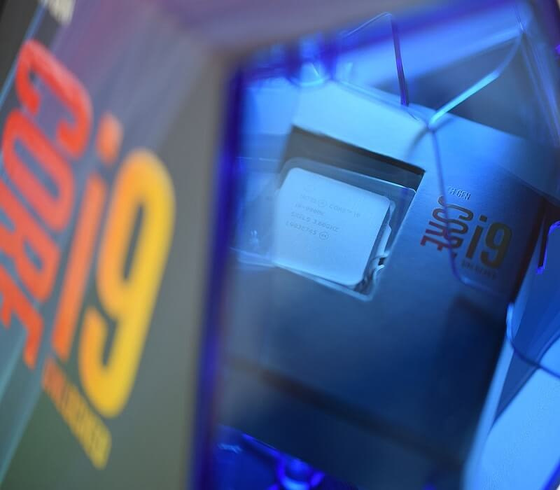 Intel Gaming CPU