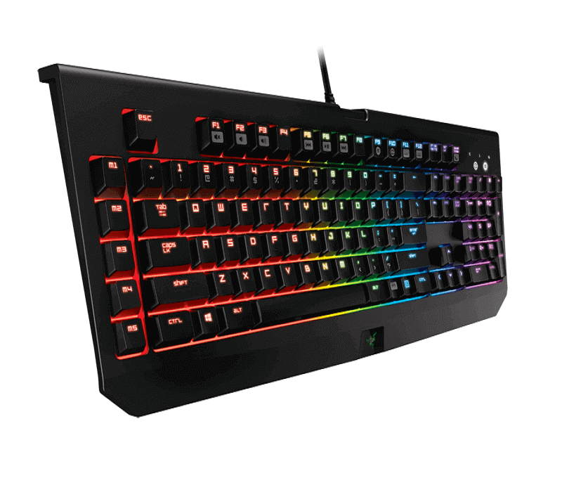 keyboards with macro keys