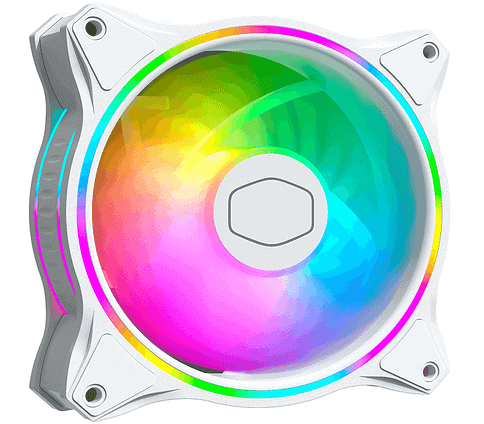 White case fans