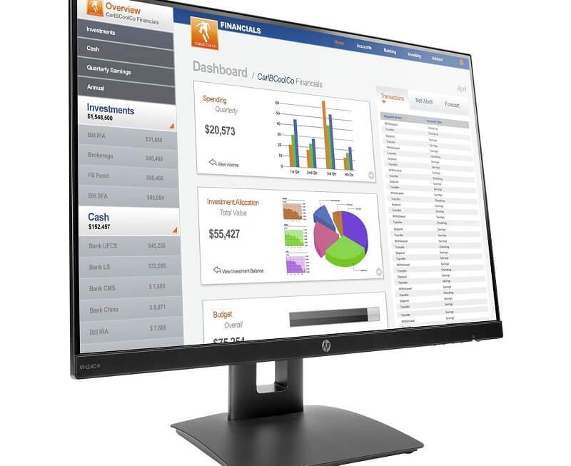 HP VH240a 1080P Gaming Monitor [Full Review]
