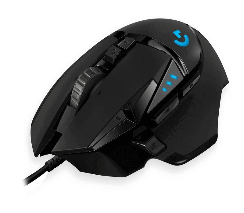 Logitech gaming mice